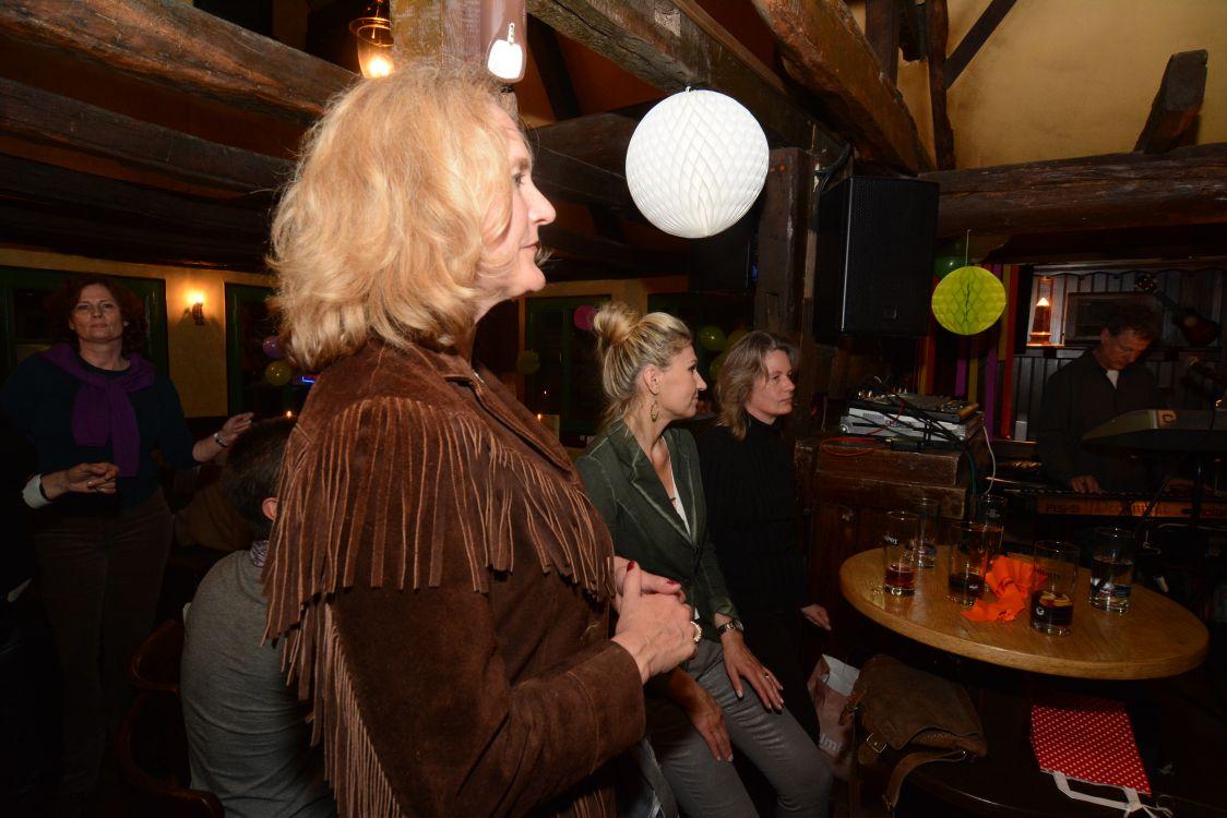 60. Geburtstag - Ulrike Asbeck